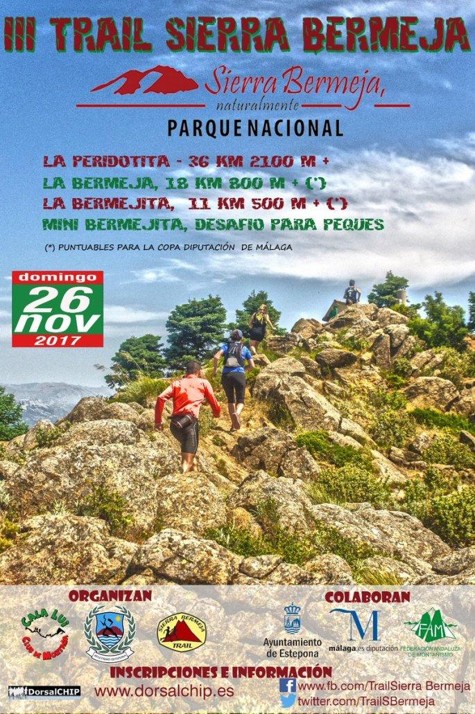 III Trail Sierra Bermeja Cartel