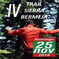 IV TRAIL SIERRA BERMEJA